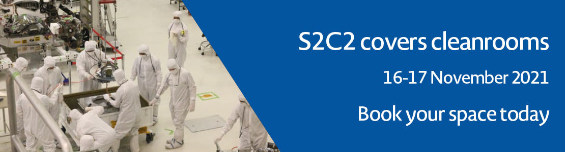 S2C2 covers cleanrooms